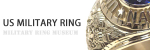 US MILITARY RING 博物館