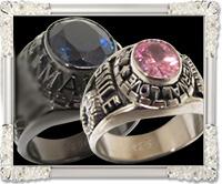 自衛官夫婦結婚指輪