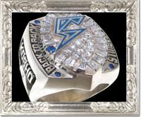オービック・シーガルズ 2011年ライスボウル優勝記念チャンピオンリング
